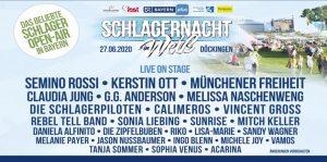 6. Schlagernacht in Weiß - Döckingen @ Hahnenkamm-Festival